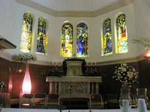 Altar Kapel St. Maria