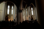 Inside Cathedral Church Jakarta