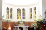 Altar Kapel St. Maria, Batu Tulis
